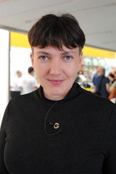 Nadija Sawtschenko, 2017
