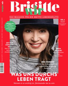 """Cover_Brigitte_Wir_04/2020  Bild: """"obs/Gruner+Jahr, BRIGITTE WIR"""""""
