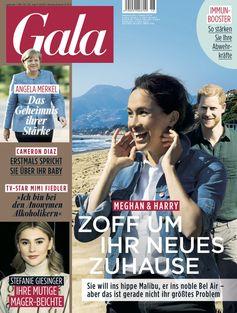 "GALA Cover 18/20 (EVT: 23.04.2020).  Bild: ""obs/Gruner+Jahr, Gala"""