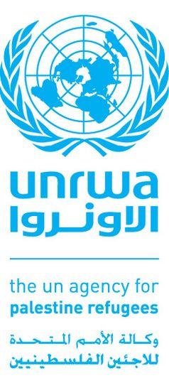 Logo der UNRWA