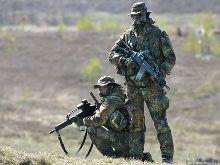 Schweigsame Elitetruppe: Soldaten der KSK. Bild: Bundeswehr/Bannert