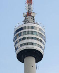 Stuttgarter Fernsehturm: Turmkorb