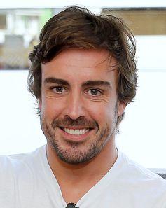 Fernando Alonso (2016), Archivbild