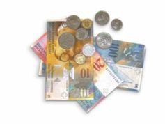 Schweizer Franken auf neuem Allzeithoch. Bild: pixelio.de, manwalk)