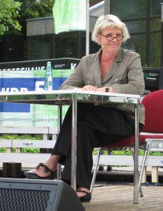 Gerburg Jahnke im Juni 2008