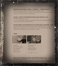 Google missbraucht seine Marktmacht und mehr... (Symbolbild)