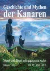 """Buchcover """"Geschichte und Mythen der Kanaren"""""""
