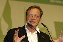 Dr. jur. Hermann E. Ott Bild: Bündnis 90/Die Grünen Nordrhein-Westfalen / /de.wikipedia.org