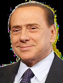 Silvio Berlusconi Bild: wikipedia.org