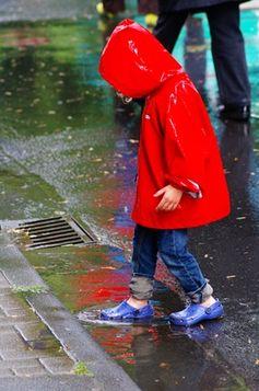 Regen / Gewitter / Untwetter (Symbolbild)