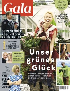 Cover_GALA 17/2021_EVT: 22.4.2021 Bild: Gruner+Jahr, Gala Fotograf: Gruner+Jahr, Gala