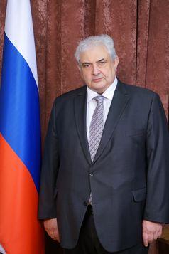 Sergei Jurjewitsch Netschajew (2018)