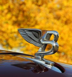"Bentley: Kühlerfigur ""Flying B"""