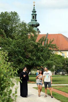 Schöne Klostergärten im Klösterreich erleben
