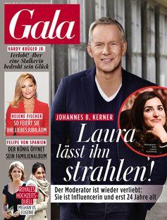 "GALA Cover (06/2018, EVT 01.02.2018). Bild: ""obs/Gruner+Jahr, Gala"""