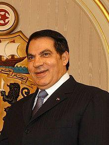 Zine el-Abidine Ben Ali Bild: Presidencia de la Nación Argentina / de.wikipedia.org