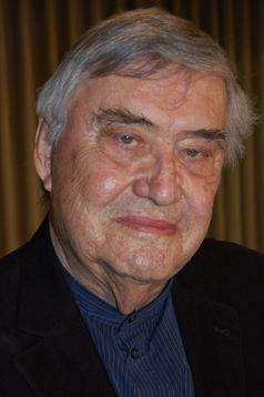 Peter Härtling im 80. Lebensjahr (2013)