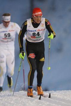 Tobias Angerer Bild: DSV