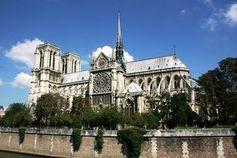 Notre-Dame vor dem Brand: Wahrzeichen von Paris.