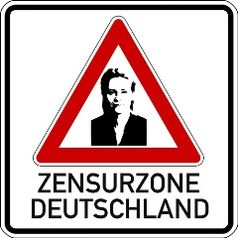 Deutschland ist mittlerweile Weltmeister in der Internetzensur - nicht einmal das nationalsozialistische China kommt da noch mit (Symbolbild)