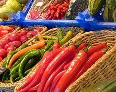 Frisches Gemüse: vielen Konsumenten einfach zu teuer. Bild: pixelio.de, Lupo