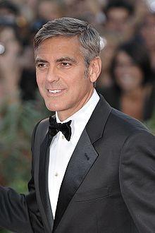 George Clooney Bild: Nicolas Genin / de.wikipedia.org