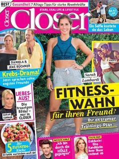 Closer Cover Ausgabe 48