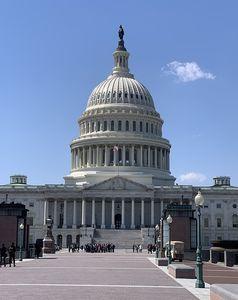 Kapitol: US-Senat will Wert von Daten wissen.