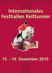 Internationales Festhallen Reitturnier Frankfurt 15. - 19. Dezember 2010