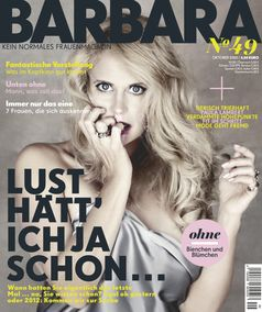 "BARBARA Cover Nr.49 (EVT: 3. September 2020) / Bild: ""obs/Gruner+Jahr, BARBARA"""