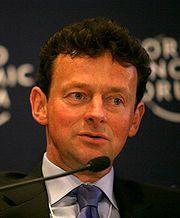 Tony Hayward Bild: World Economic Forum