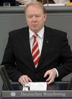 Dr. h.c. Hans Michelbach Bild: Deutscher Bundestag / Lichtblick/Achim Melde