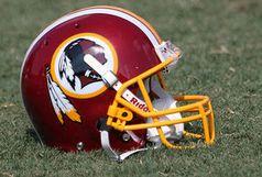 Helm: die Redskins sind stolz auf ihren Namen. Bild: flickr/Keith Allison