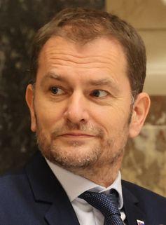 Igor Matovič (2020)