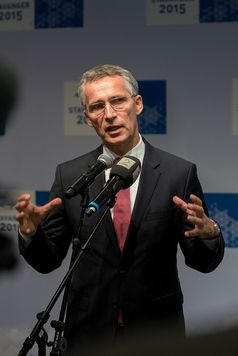 Jens Stoltenberg Bild: Stortinget, on Flickr CC BY-SA 2.0