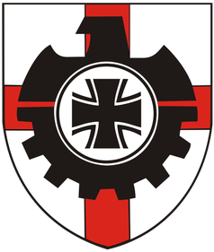 Logo Bundesamt für Ausrüstung, Informationstechnik und Nutzung der Bundeswehr (BAAINBw).