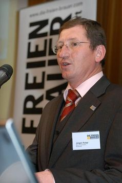 Jürgen Keipp, Geschäftsführer der Brau Kooperation - Die Freien Brauer. Bild: