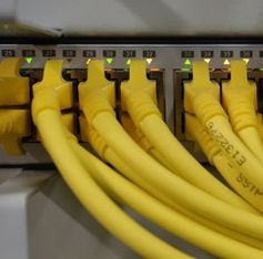 Internet-Anschluss: in Deutschland zu langsam.