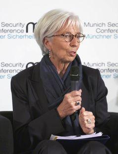 Christine Lagarde  (2018)