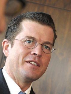 Karl-Theodor zu Guttenberg Bild: bundesregierung.de