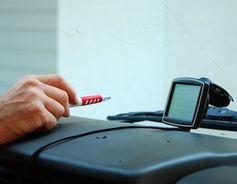 GPS-Navi im Auto: Das geht viel präziser. Bild: Rudolf Ortner, pixelio.de