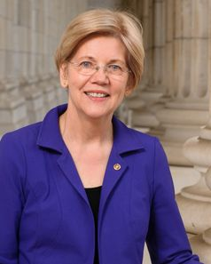 Elizabeth Warren (2016), Archivbild