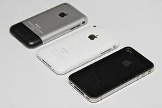 iPhone: innovative Hülle als Stromversorger. Bild: flickr.com/Yutaka Tsutano