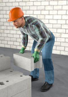 Bild: H.ZWEI.S Werbeagentur GmbH Fotograf: BG BAU Berufsgenossenschaft der Bauwirtschaft