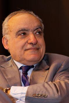 Ghassan Salamé (2012), Archivbild