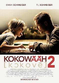 """Kinoposter von """"Kokowääh 2"""""""