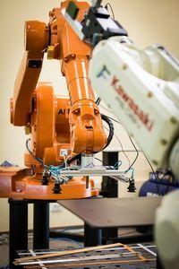 Roboter: Absatz in Großbritannien geht zurück.