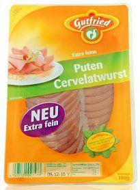 Puten Cervelatwurst von Gutfried