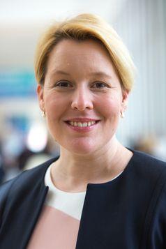 Franziska Giffey (2018)