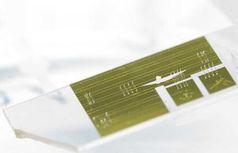 So sieht das Mini-Infrarot-Spektrometer aus.